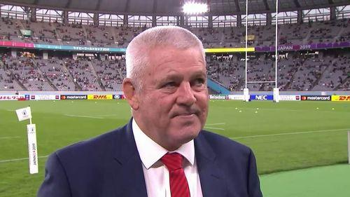Warren Gatland on Wales win drought against New Zealand