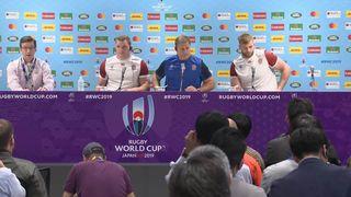 Hatley, Underhill and Kruis pre final press conference