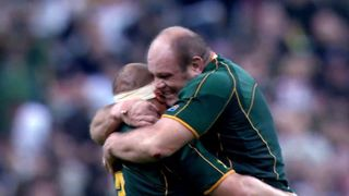 Handre Pollard's favourite Rugby World Cup memory