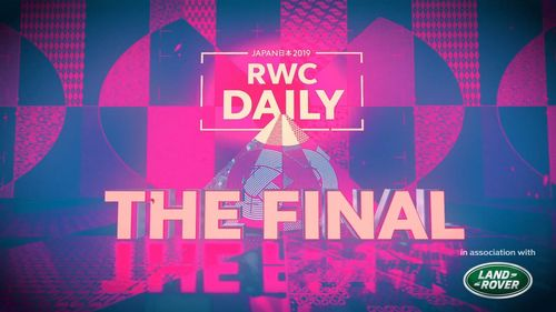 Rugby World Cup Daily - Episode 44