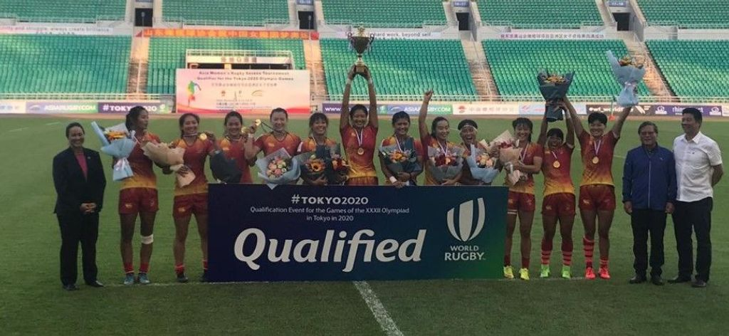 Fair Play Points World Cup 2020.China Women Qualify For Tokyo 2020