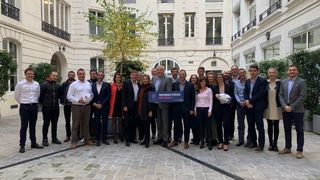 France 2023 meetings in November 2019