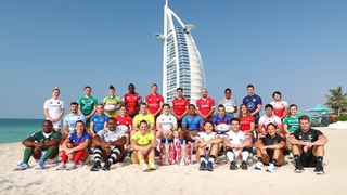 Dubai captains photo