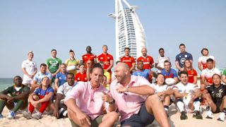 That Sevens Show: Maloney and Tenana preview the Dubai Sevens