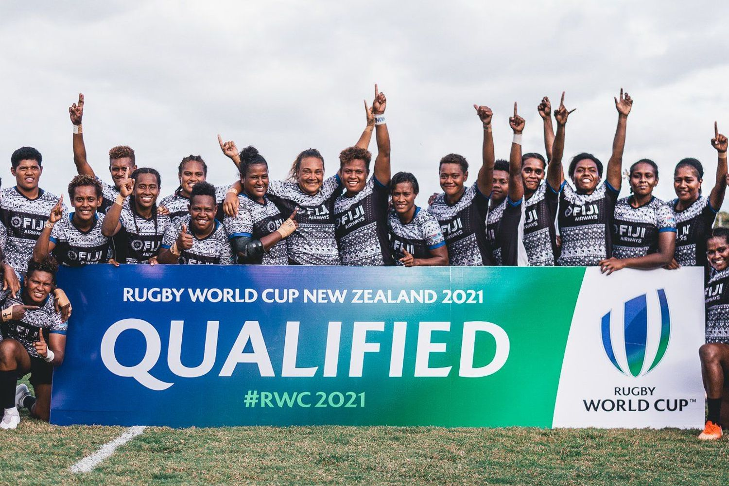 Fiji qualify for Rugby World Cup 2021