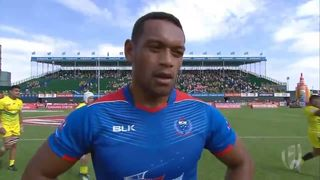 Samoa's Alosio dedicates win to those affected by measles epidemic