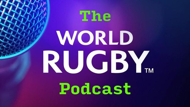 World Rugby podcast - without logo