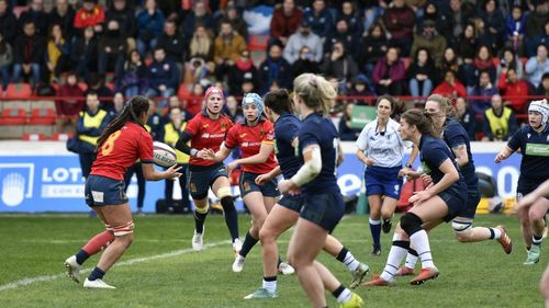 Women's International: Spain v Scotland