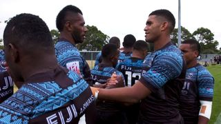 Preparing for Performance: Fiji get ready for the NZ Sevens