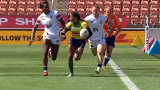 Women's Seven of the best moments from the NZ Sevens