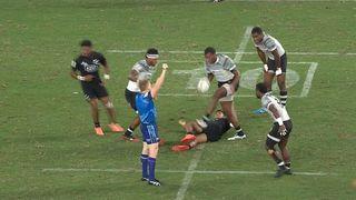 Fiji turn on the magic to beat New Zealand