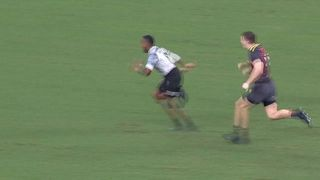 Impact Moment: Fiji unleash amazing skill against England