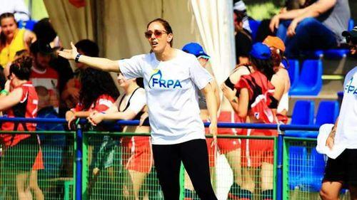 Berta García coaching