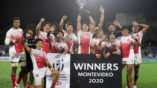 HSBC World Rugby Sevens Challenger Series - Montevideo