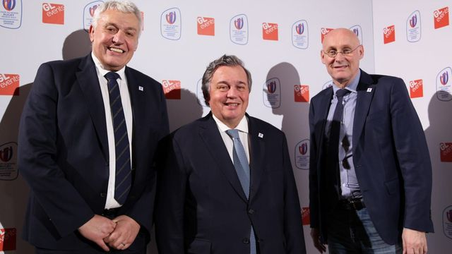 GL events group appointed Official Sponsor of Rugby World Cup France 2023