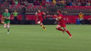 Spain's last play winner v Ireland | Canada Sevens