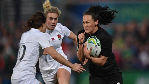 England v New Zealand - Women's Rugby World Cup 2017 Final