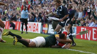 Hesketh - South Africa v Japan - Group B: Rugby World Cup 2015