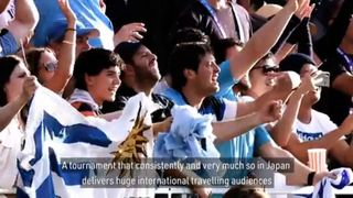 A special Rugby World Cup with significant economic impact