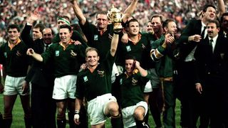 World Rugby Hall of Fame inductee Francois Pienaar on South Africa's RWC successes