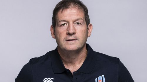 Referee Portraits - Rugby World Cup 2019
