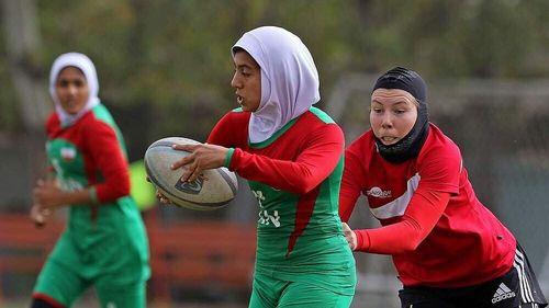 Iran - Germany women