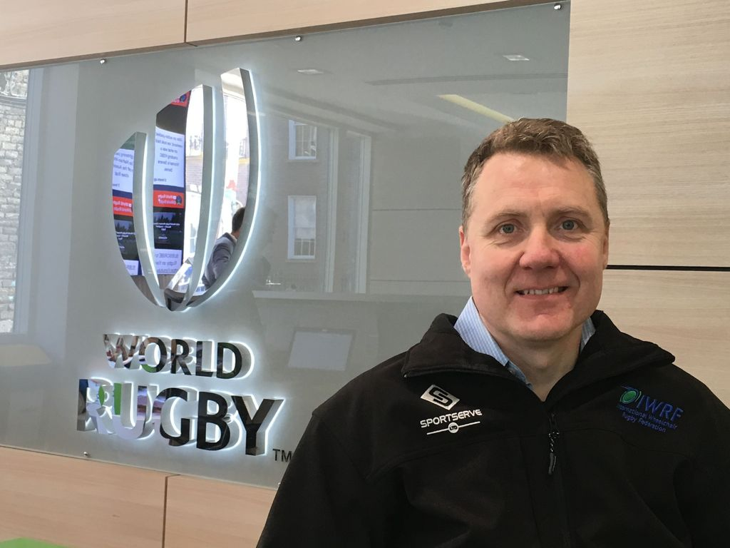 IWRF President Richard Allcroft on Tokyo 2020 and the future of