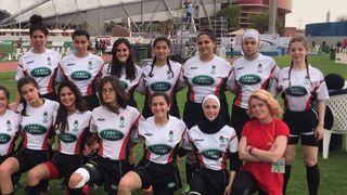 Jordan Women Sevens in Qatar