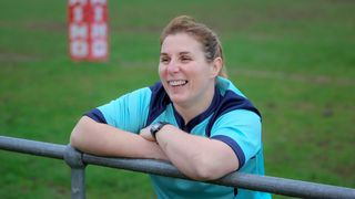Jenny Davies - WRU referee