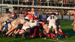 Photo of England DRU v Wales DRU