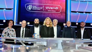 Vivendi becomes Rugby World Cup France 2023 Official Sponsor