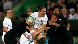 RWC 2017 Final: England v New Zealand