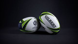 Rugby World Cup 2021 official ball unveiled