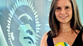 Photo of Brazil Rugby CEO Mariana Miné