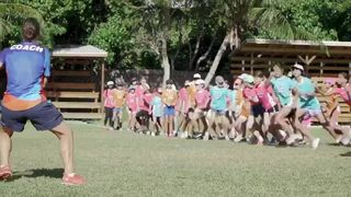 Cayman Islands girls rugby camp a huge success