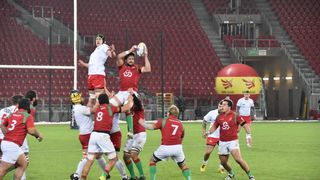Rugby Europe Trophy 2018: Portugal