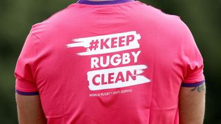 Keep Rugby Clean RWC 2017