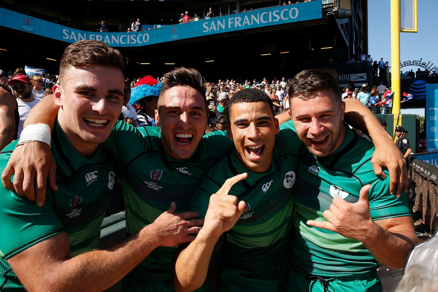 Rugby World Cup Sevens 2018 - memories of San Francisco
