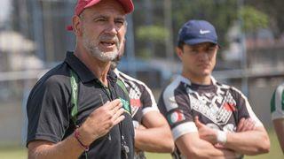 Photo of Mexico men's sevens coach Pablo Guerrero