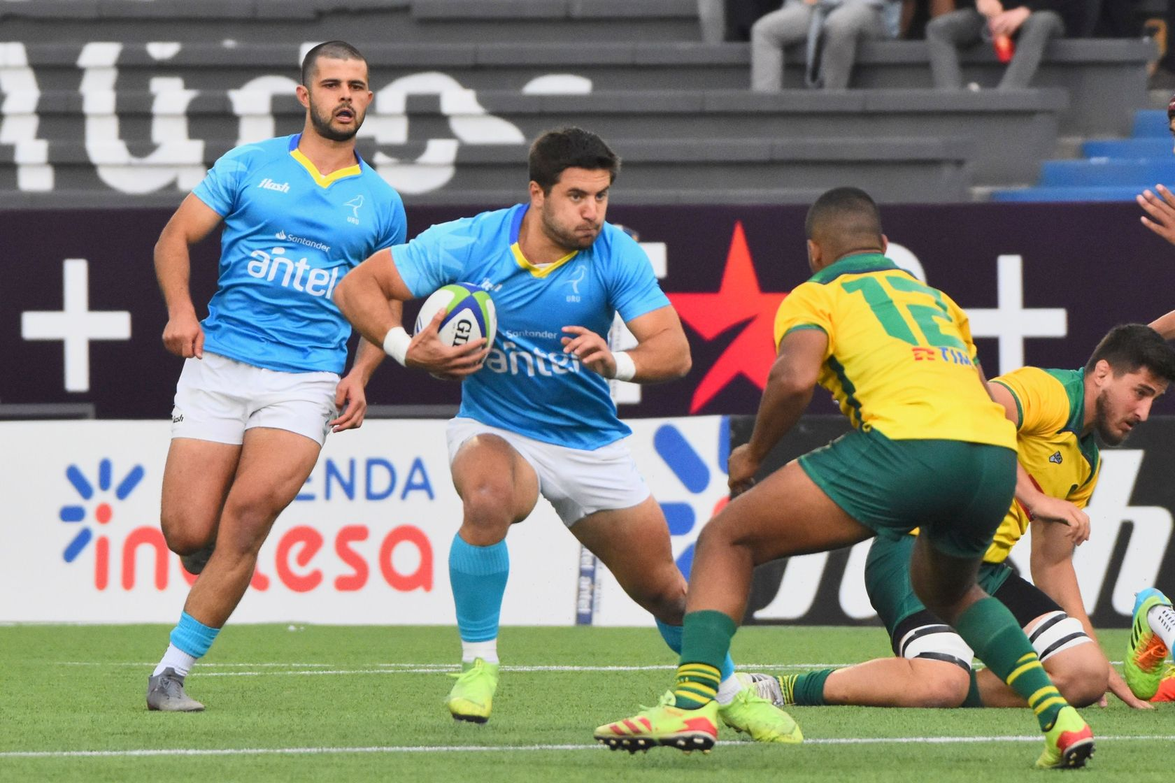 World Rugby Americas Pacific Challenge 2021 - Uruguay A v Brazil A