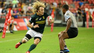 HSBC Rugby Sevens Singapore - Day 1