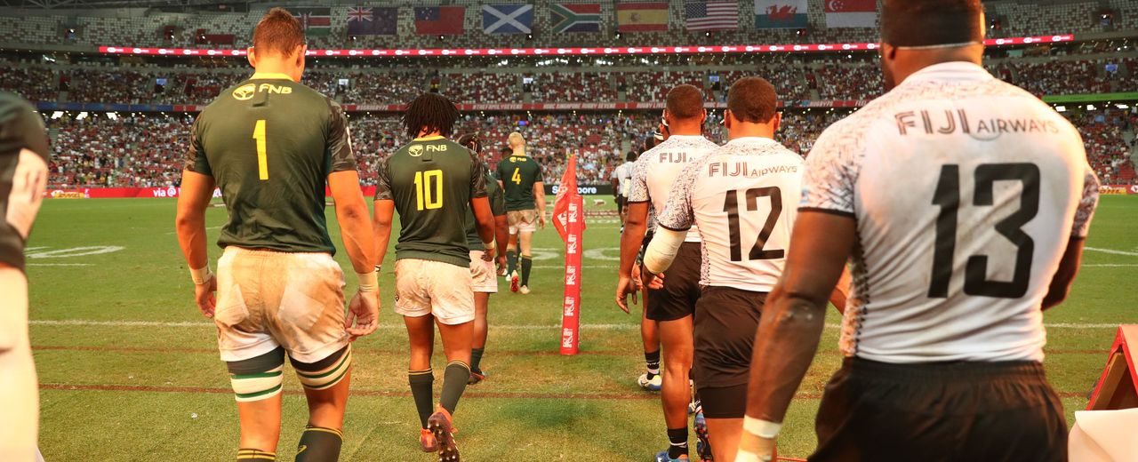 Don't Crack Under Pressure: South Africa's comeback in Singapore