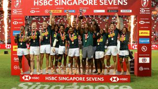 HSBC Rugby Sevens Singapore - Day 2