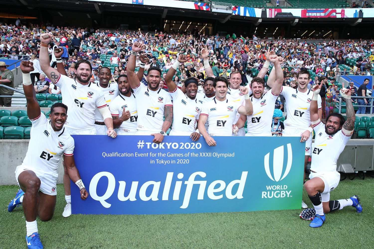 World Rugby London Sevens 2019