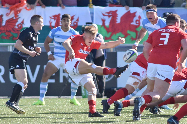 World Rugby U20 Championship 2019: Argentina v Wales