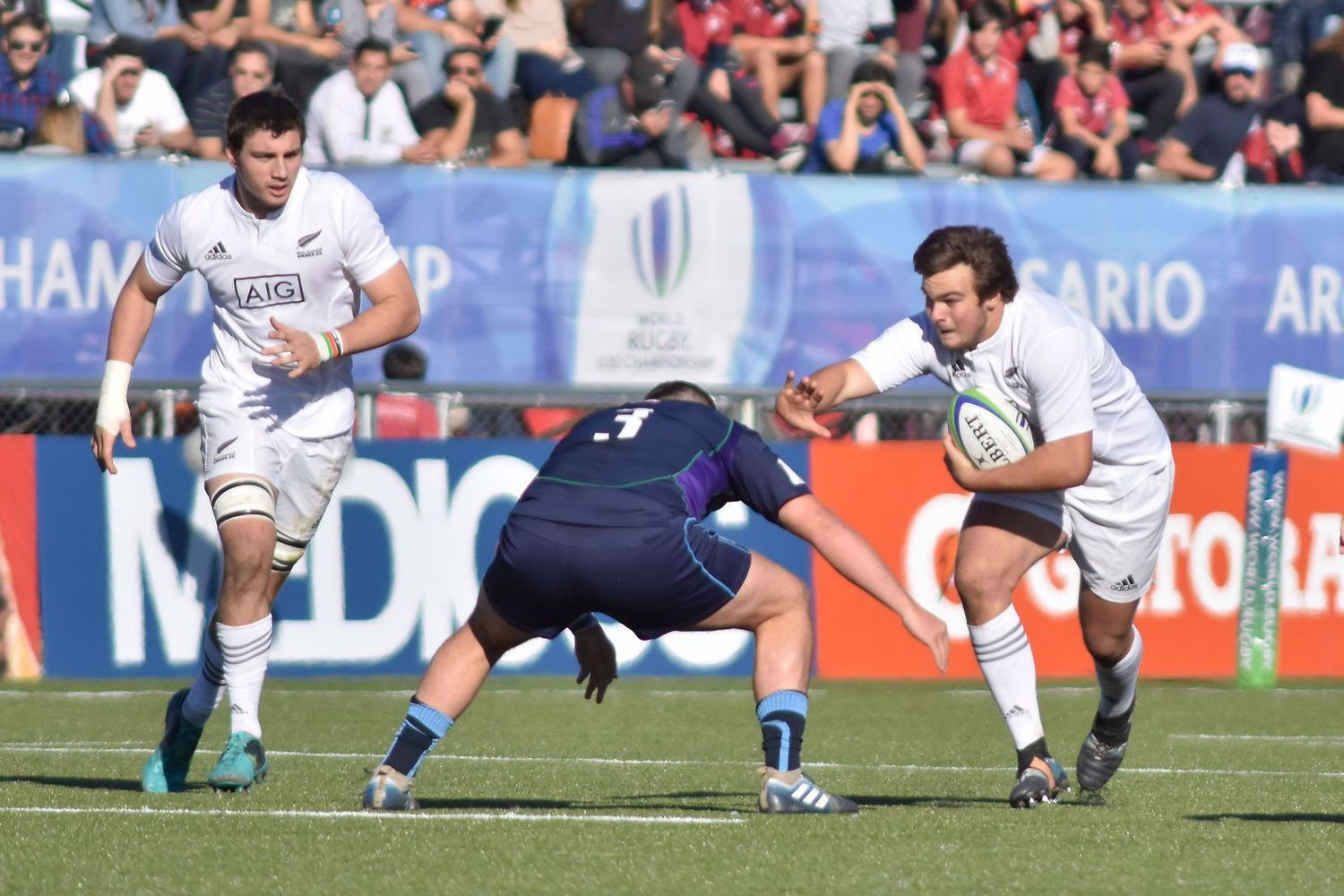 World Rugby U20 Championship 2019: New Zealand v Scotland
