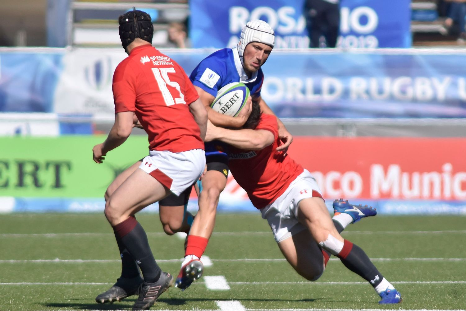 World Rugby U20 Championship 2019: France v Wales