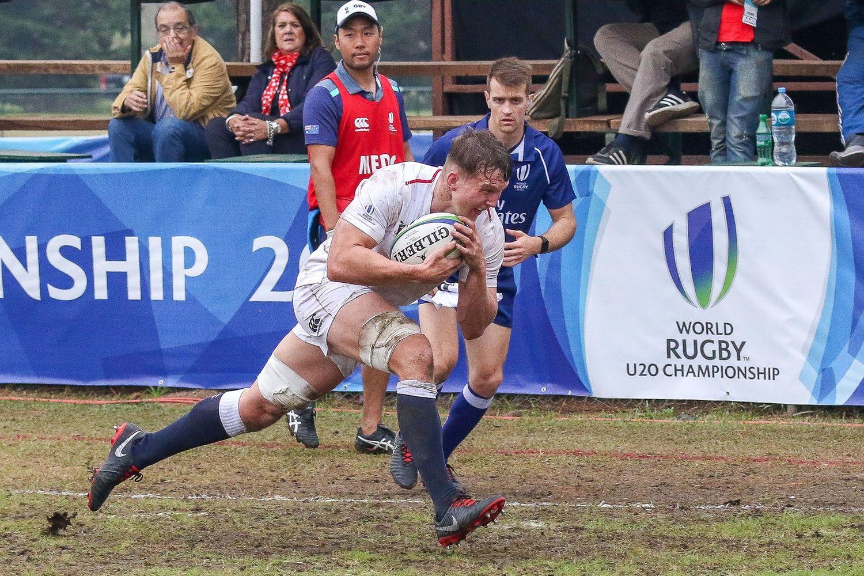 World Rugby U20 Championship 2019: England v Australia