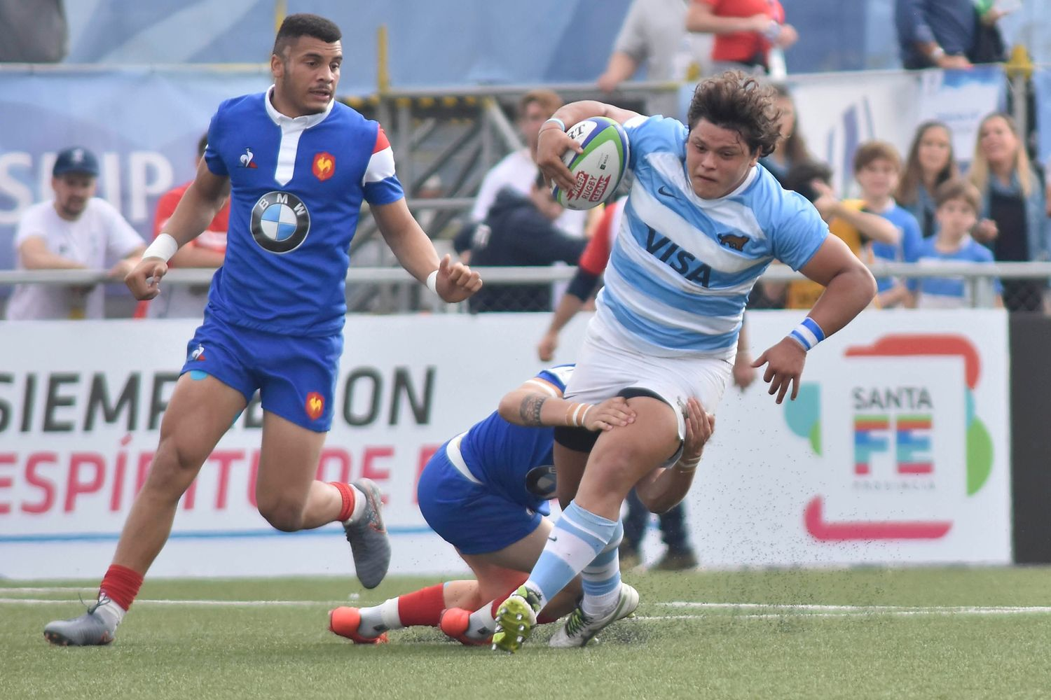 World Rugby U20 Championship 2019: France v Argentina