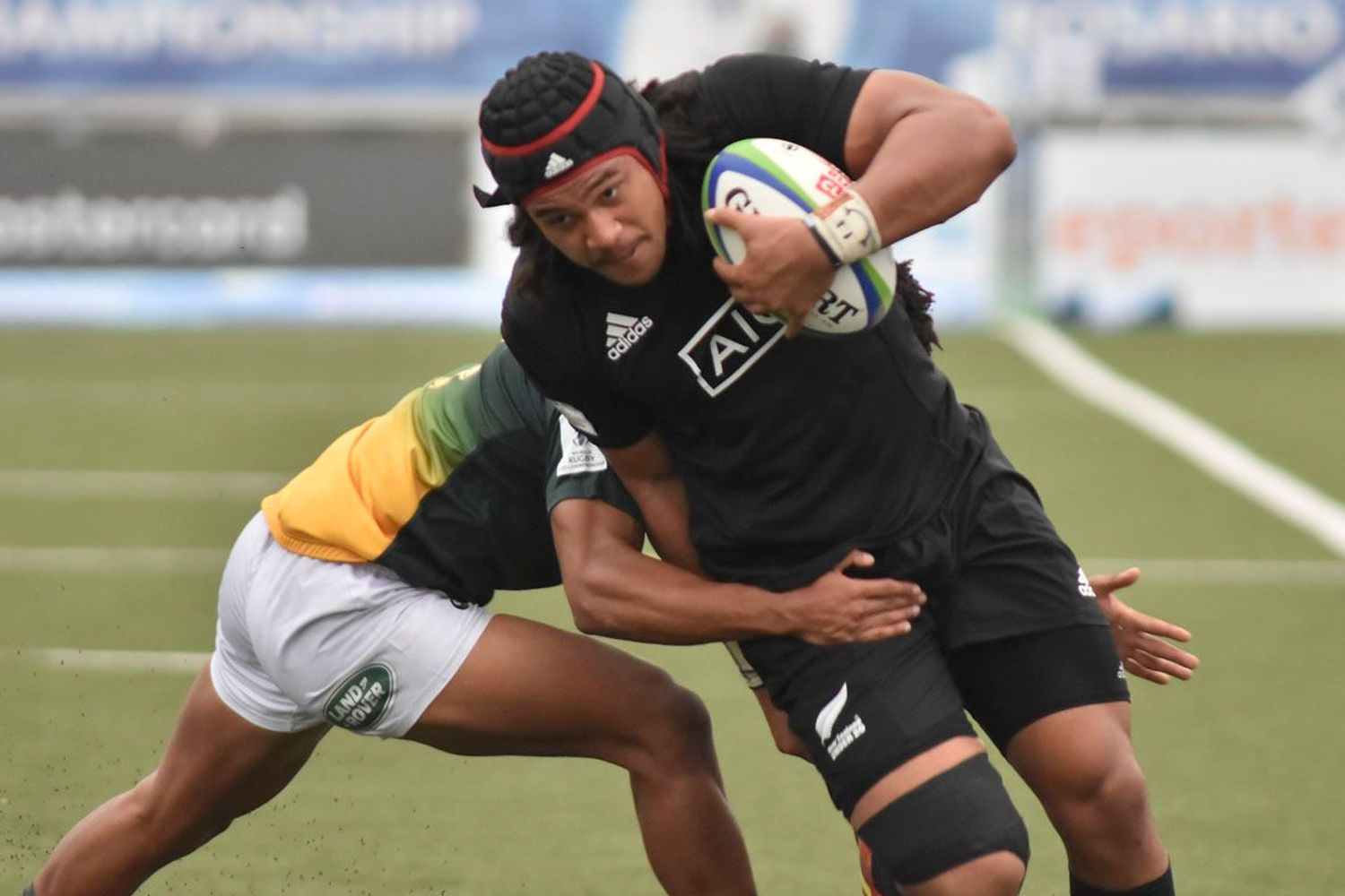 World Rugby U20 Championship 2019: South Africa v New Zealand